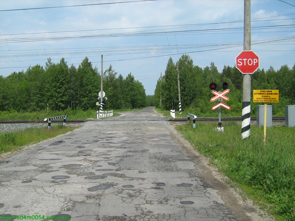 Безопасный переезд трамвайных путей и ж/д переездов на мотоцикле ...